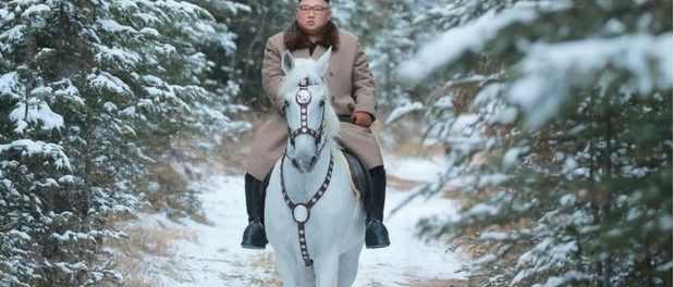 Ким Чен Ына сделают всадником апокалипсиса