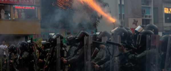 Крах туризма в Гонконге из-за протестов