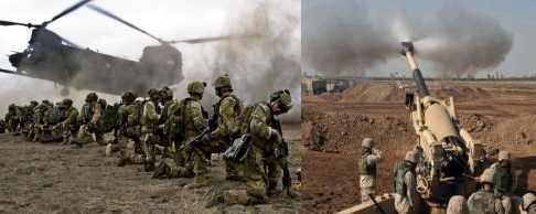 Турки намерено обстреляли американский спецназ
