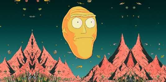 мультсериал  про Рика и Морти