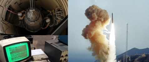 Minuteman III больше не запускают с 8-дюймовых дискет