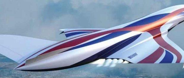 Скоро самолеты будут доставлять от Лондона до Сидней за 4 часа