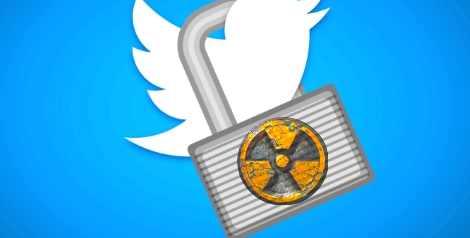 Твиттер предупредил, что скоро ядерная война