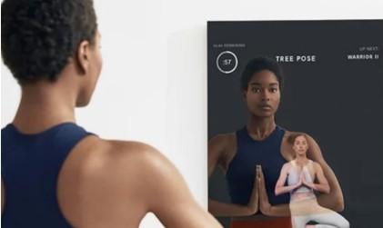 Умное зеркало для фитнеса за $1500 предлагает индивидуальные тренировки