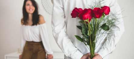 Как выбрать цветы в интернет магазине