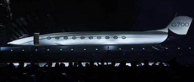 Qatar Airways представит самый большой частный самолет Gulfstream