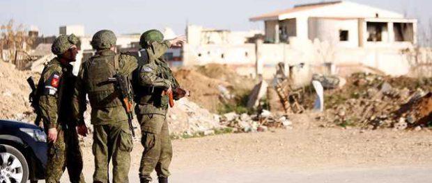 США сдали России свои позиции в сирийском городе Манбидж