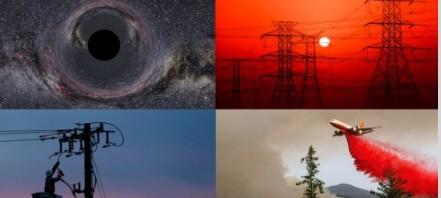 Калифорния погружается в 7 дней тьмы