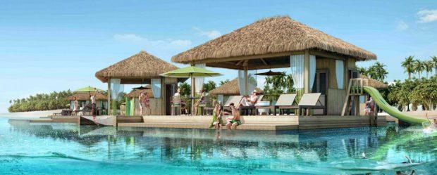Новости круизов: первые плавучие домики на Багамах и многое другое