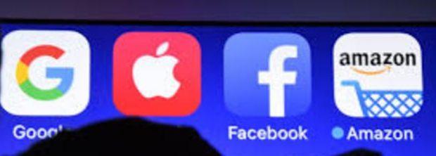 Италия вводит налог для Facebook, Google и Amazon