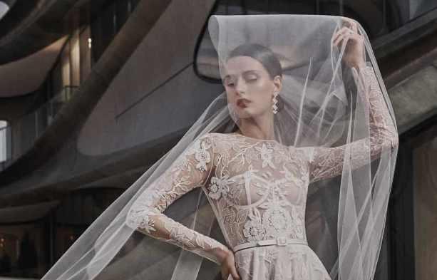 Naeem Khan свадебные платья