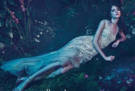 Reem Acra роскошные свадебные платья