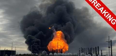 В США срочно взрываются нефтехимические заводы