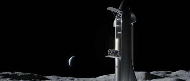 NASA ищет поставщиков груза на Луну
