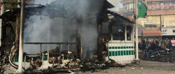 Иран обещает наказать «наемников» за смертельные демонстрации