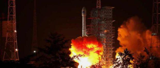 Китай сейчас запускает больше ракет, чем кто-либо в мире