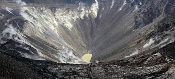 Новый взрыв на гавайском вулкане Килауэа