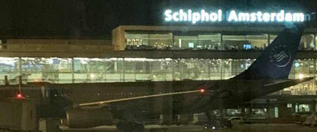 Что на самом деле произошло в аэропорту Амстердама