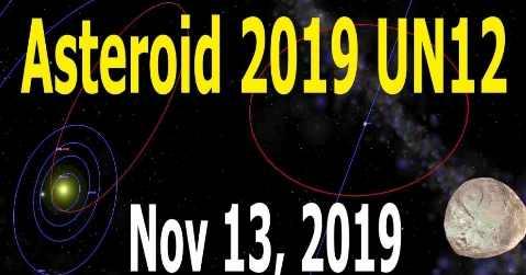 Астероид диаметром 110-250 метров может упасть на Землю 13 ноября