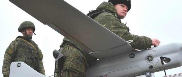 Новая тактика использование беспилотников в Третьей Мировой Войне