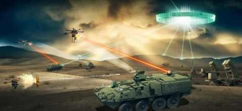 Пентагон ставит на вооружение боевые лазеры