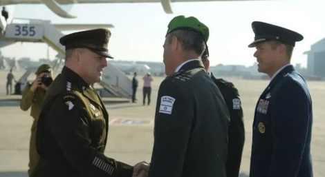 Зачем американские генералы зачастили на Ближний Восток
