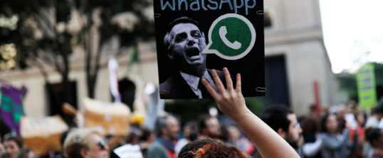WhatsApp запретил более 400 000 аккаунтов во время выборов в Бразилии