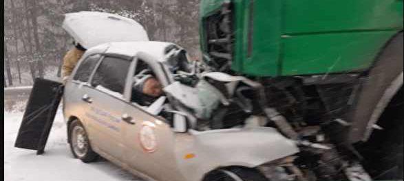 В ДТП погибли 3 курсантов ДОСААФ