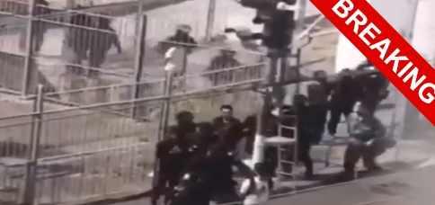 Задержанных участников протестов в Гонконге увозят для разделки на органы