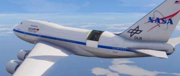 Boeing 747 SOFIA снова проверил на вшивость Нибиру