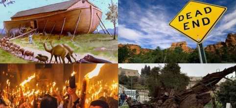 Срочно найден Ноев Ковчег