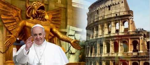 Папа Римский идет против христиан