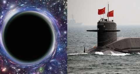 В Южно-Китайском море взорвалась китайская подлодка