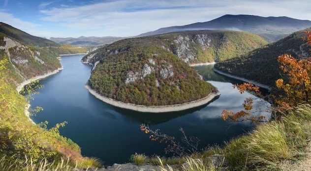 Река Врбас в Боснии