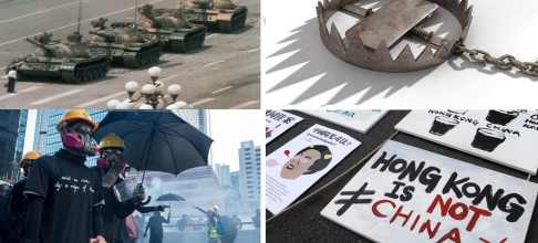 США готовят в Гонконге капкан для Китая