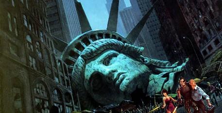 Трамп срочно сбежал из  Нью-Йорка