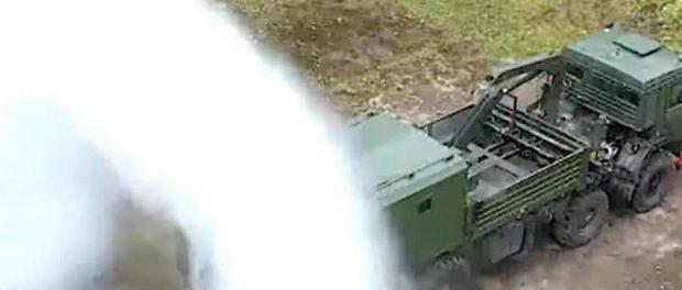Так российские военные проверяют, могут ли их машины выдержать ядерный взрыв