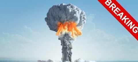 В Южно-Китайском море произошел мощнейший взрыв