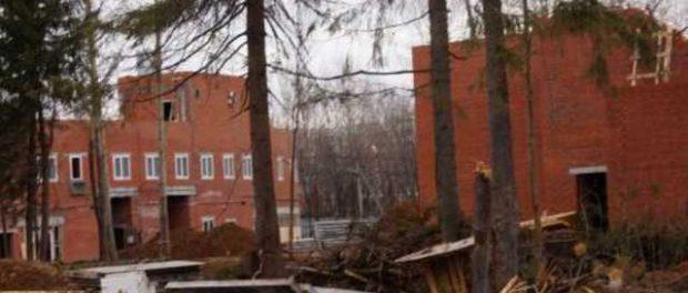 При строительстве зоопарка в Перми cумма контракта составляет 1,8 млрд рублей