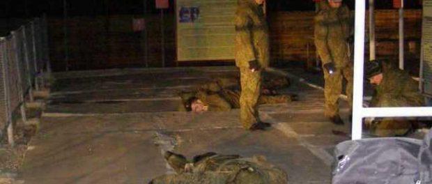 Семеро призывников слегли с нервным срывом в забайкальской части, где произошел массовый расстрел
