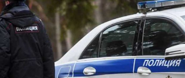 Подмосковье застрелился полицейский