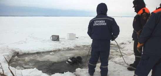 Близ Салехарда 16-летняя девушка утонула в полынье
