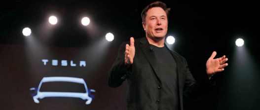 Tesla представит свой электрический киберпанк 21 ноября