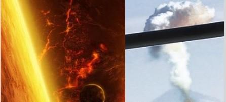 Транзит Меркурия 11 ноября и пирокластический выброс в Сиэтле