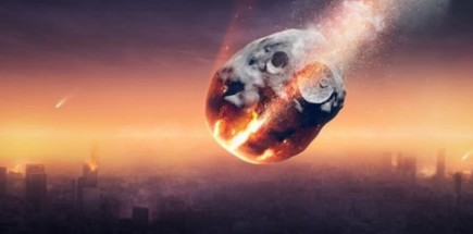5 ноября на Землю упадет еще один астероид