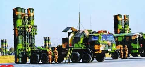 Сирия заменяет С-300 на китайские HQ-9