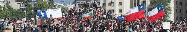 В США обвинили «российских троллей» в разжигании конфликта в Чили