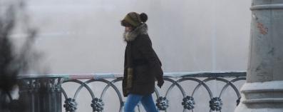 Екатеринбург накрыло глобальное похолодание