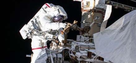 Низкая гравитация в космосе заставила кровь некоторых астронавтов двигаться назад