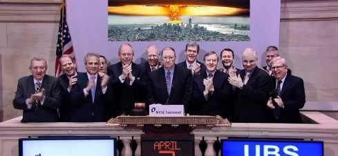 Богачи срочно готовятся к падению рынков